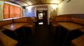 Malý salonek, vchod do sálu